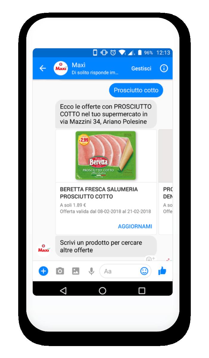 Chatbot per l'ecommerce